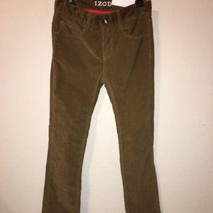 Brand new Boys velvet pants